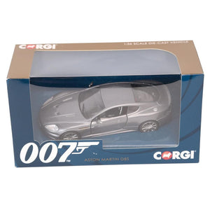 James Bond Aston Martin DBS 1:36 Model Car - Casino Royale Edition - By Corgi - 007STORE