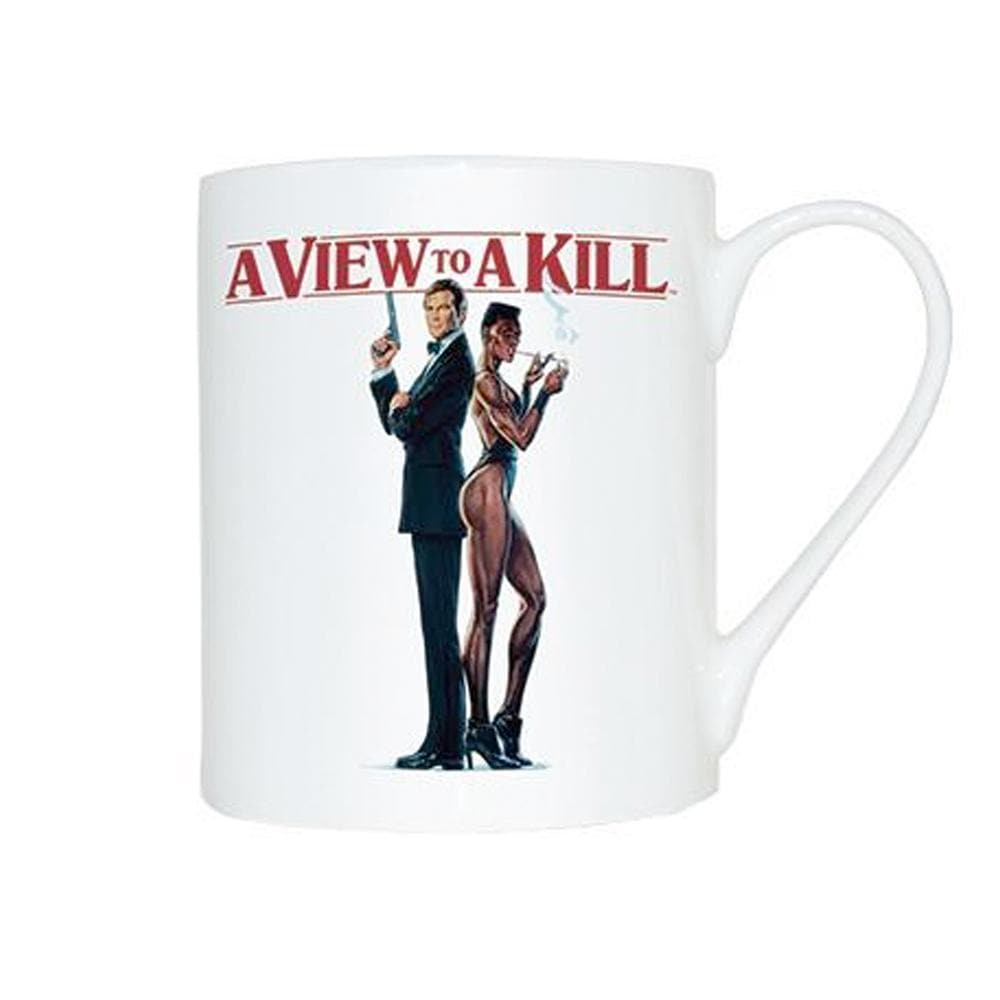 A View To A Kill Bone China Mug - 007STORE