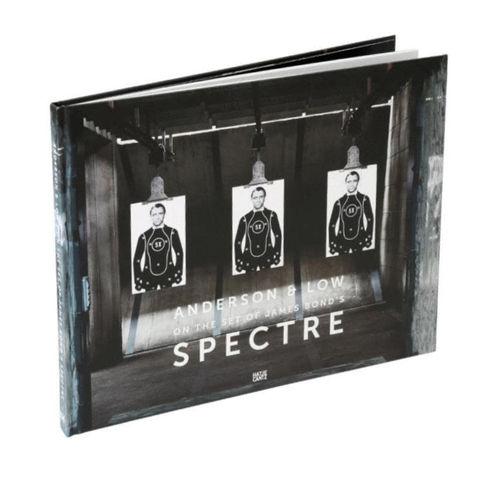 ANDERSON & LOW: ON THE SET OF JAMES BOND'S SPECTRE l Official James Bond 007 Store
