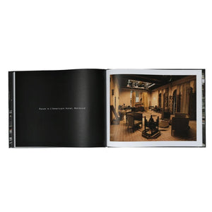 Anderson & Low: On The Set Of James Bond's Spectre Hardback Art Book - 007STORE