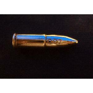 The Golden Bullet Keyring - Villains Limited Edition - 007STORE