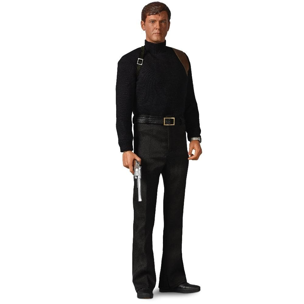 James Bond 1:6 Scale Figure - Live And Let Die Limited Edition - By Big Chief Studios - 007STORE