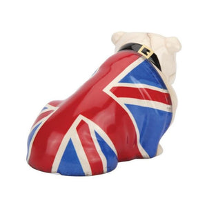 Jack The Bulldog Porcelain Model - No Time To Die Edition - By Royal Doulton - 007STORE