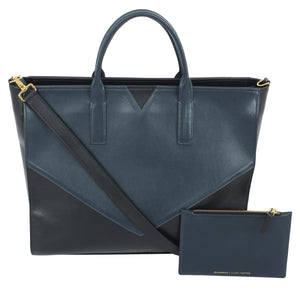 Moneypenny Leather Work Bag By Globe-Trotter - 007STORE