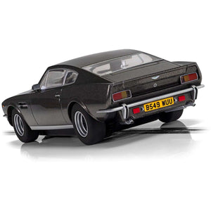 James Bond Aston Martin V8 Slot Car - No Time To Die Edition - By Scalextric