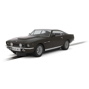 James Bond Aston Martin V8 Slot Car - No Time To Die Edition - By Scalextric (Pre-order) - 007STORE