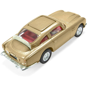 James Bond Gold Aston Martin DB5 Model Car With Ejector Seat - Goldfinger Edition - By Corgi (Pre-order) - 007STORE