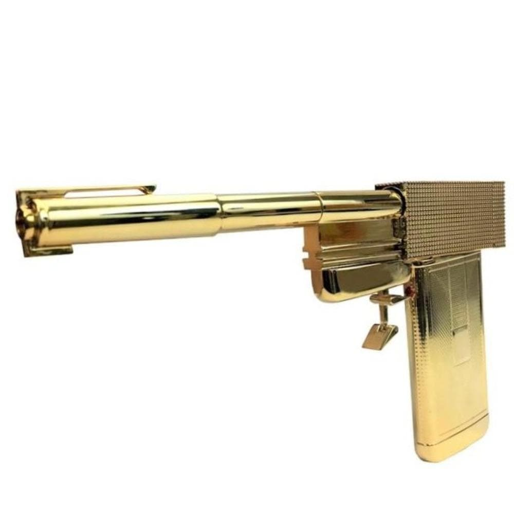 Iconic James Bond Gun - Scaramanga's Golden Gun