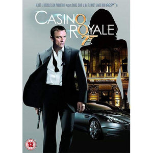 CASINO ROYALE (2006) DVD l Official James Bond 007 Store