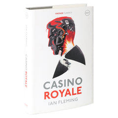 CASINO ROYALE BY IAN FLEMING (VINTAGE CLASSICS - HARDBACK)