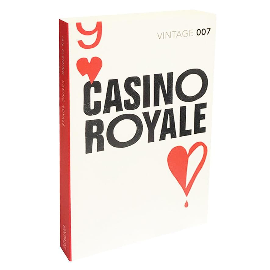 Casino Royale: Vintage 007 (Paperback) - 007STORE