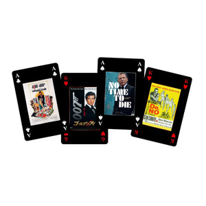 James Bond 007 Playing Cards - 007STORE