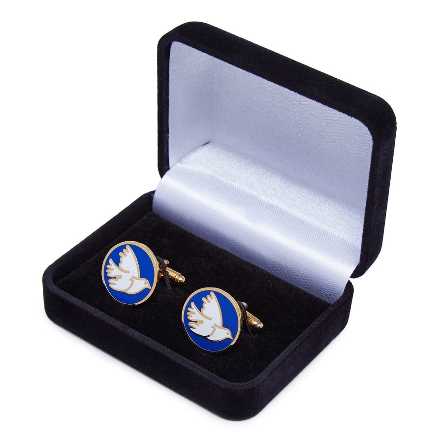 Dove Cufflinks - For Your Eyes Only l Official James Bond 007 Store