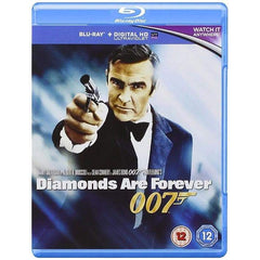 Diamonds Are Forever Blu-Ray l Official James Bond 007 Store