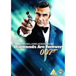 Diamonds Are Forever DVD - 007STORE