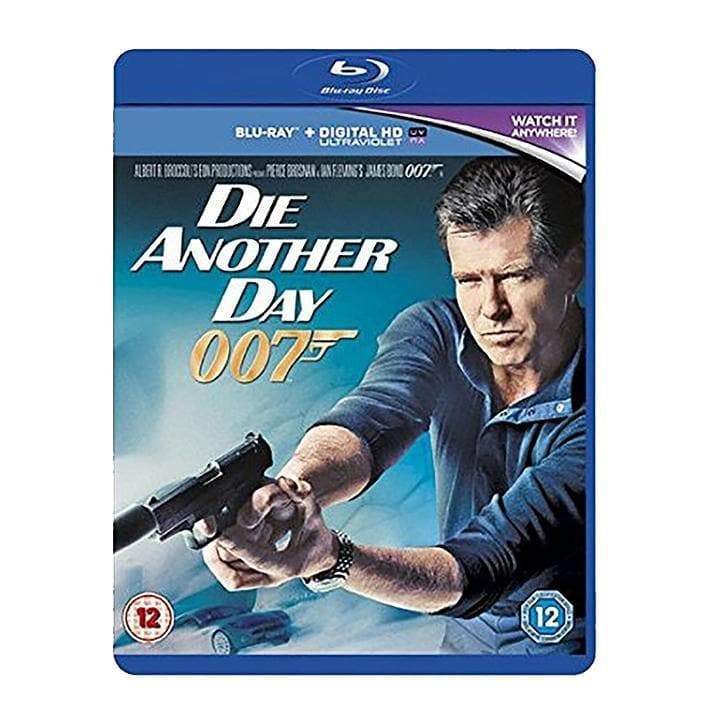 Die Another Day Blu-Ray - 007STORE