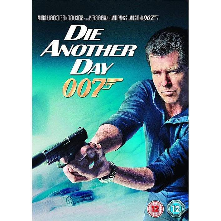 Die Another Day DVD - 007STORE
