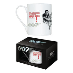 DR. NO - BONE CHINA MUG