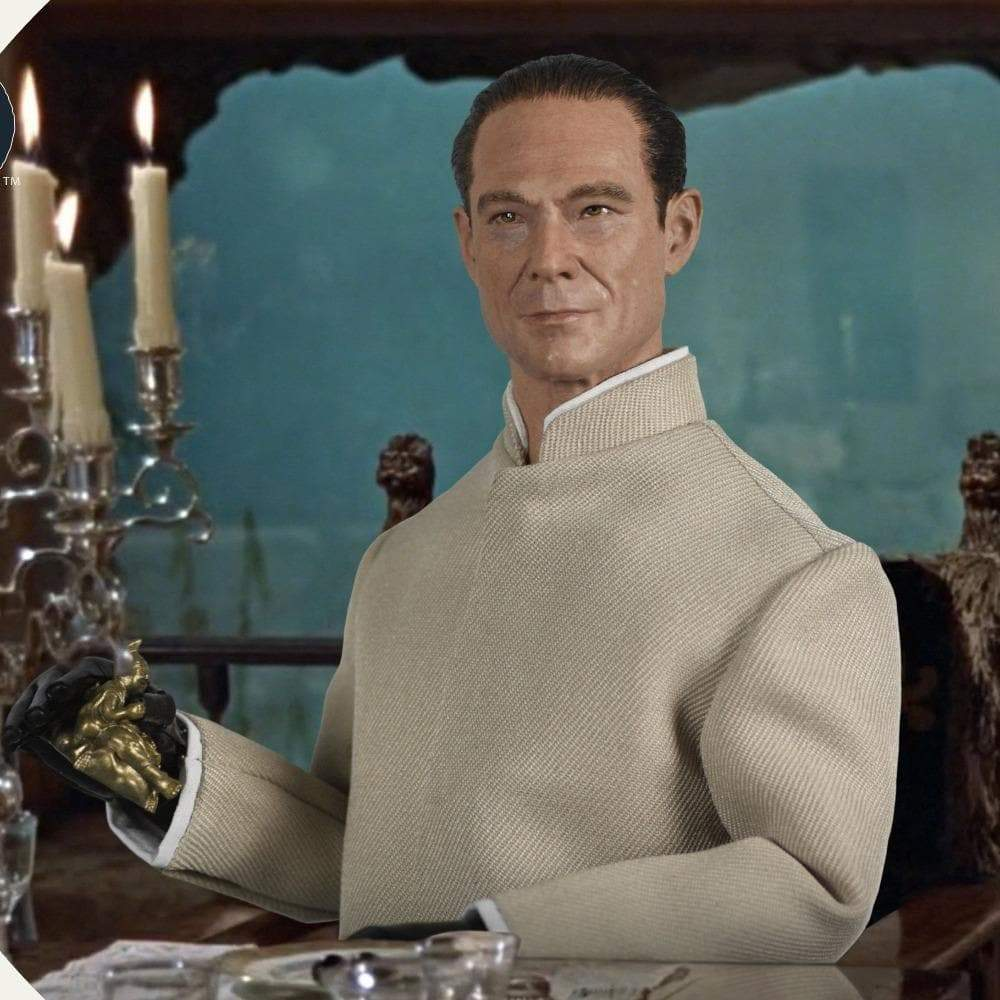 Dr. No 1:6 Scale Figure - Dr. No Limited Edition - By Big Chief Studios (Pre-order)