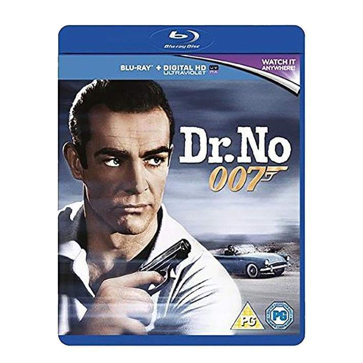 DR. NO BLU-RAY