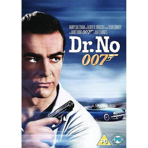 Dr. No DVD l Official James Bond 007 Store
