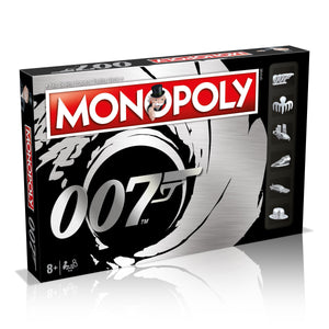 James Bond 007 Monopoly - 2020 Edition - 007STORE