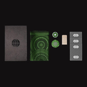 Casino Royale Green Gift Box - 007STORE