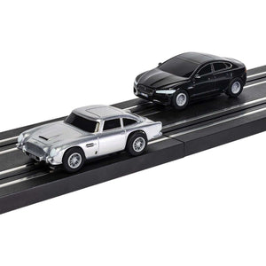 James Bond Micro Scalextric Race Set - No Time To Die Edition