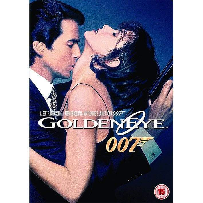 GOLDENEYE DVD