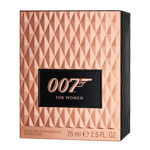 007 For Women Eau De Parfum (75ml) - 007STORE