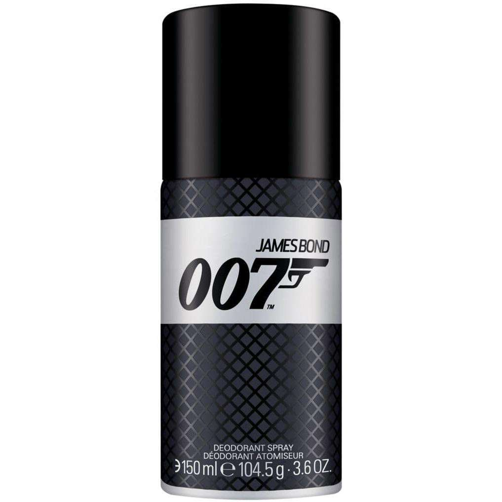 James Bond 007 Signature For Men Deodorant Spray (150ml) - 007STORE