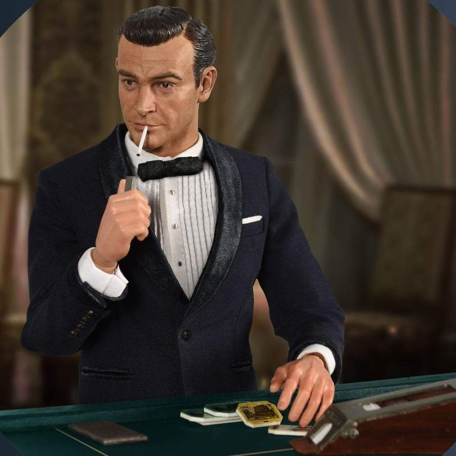 James Bond 1:6 Scale Figure - Dr. No Limited Edition - By Big Chief (Pre-order) - 007STORE