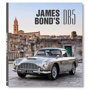James Bond's Aston Martin DB5 Hardback Book - By Eaglemoss (Pre-order)