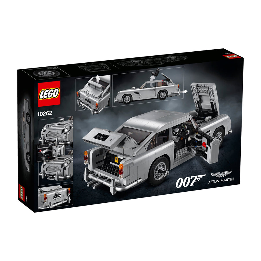 LEGO Creator Expert James Bond Aston Martin DB5 - 007Store