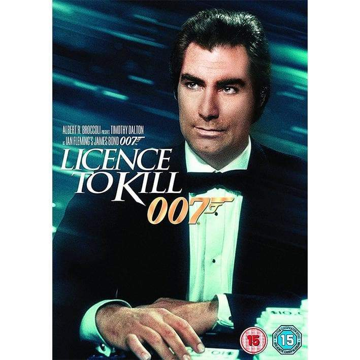 Licence To Kill DVD - 007STORE
