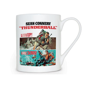 Thunderball Bone China Mug - 007STORE