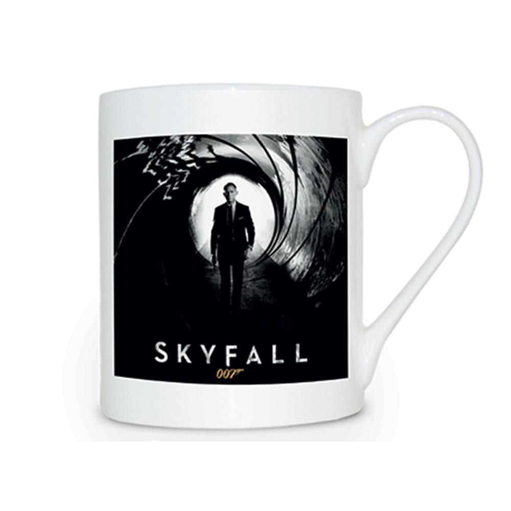 Skyfall Bone China Mug - 007STORE