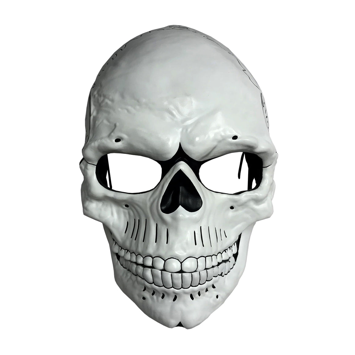 James Bond Day of the Dead Skull Mask Prop Replica - Spectre Numbered Edition - 007STORE