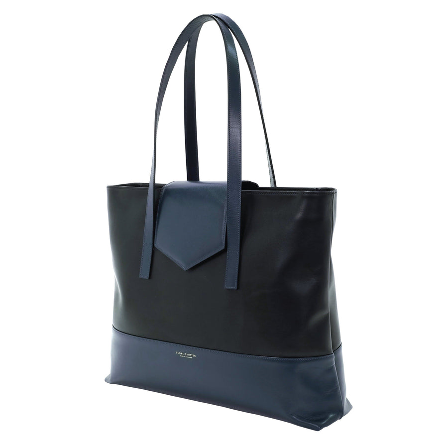 Moneypenny Leather Tote Bag By Globe-Trotter - 007STORE