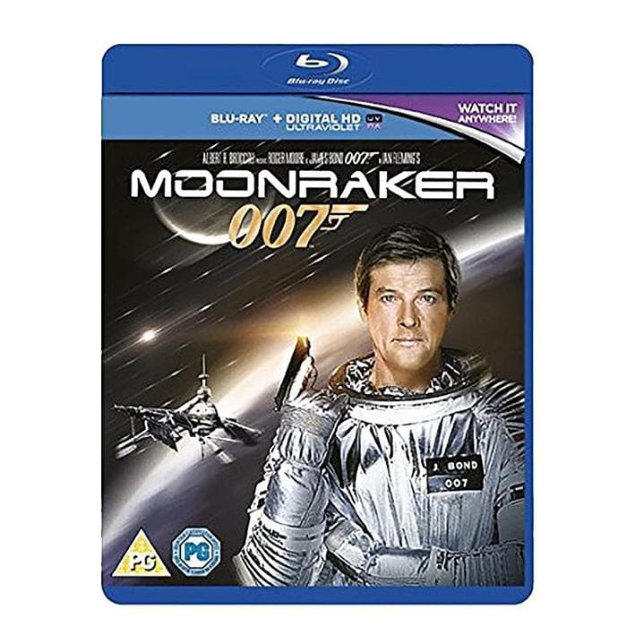 Moonraker Blu-Ray - 007STORE
