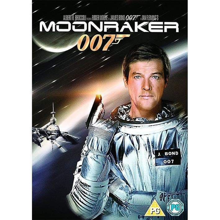 MOONRAKER DVD