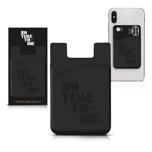 Stick-on Phone Wallet - No Time To Die Edition