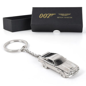 James Bond Aston Martin V8 Car Keyring