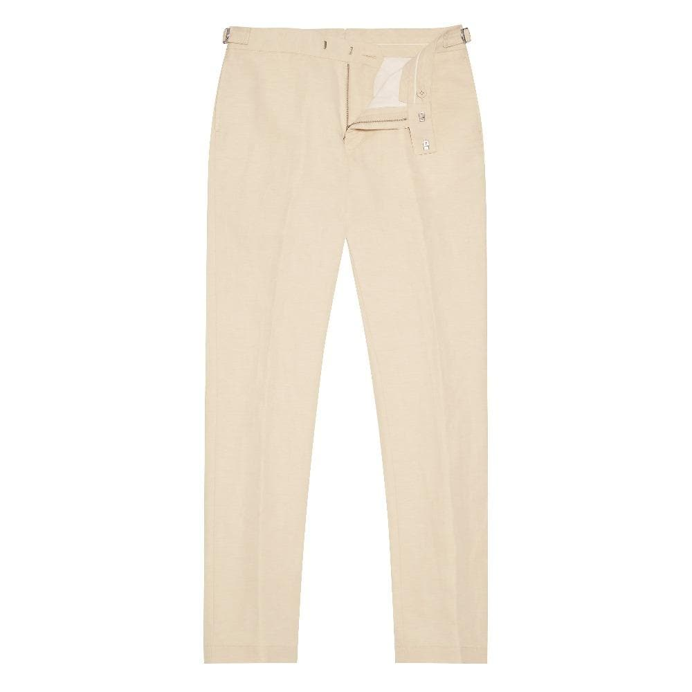 Linen Trousers - On Her Majesty's Secret Service Edition - By Orlebar Brown - 007STORE