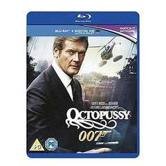 OCTOPUSSY BLU-RAY