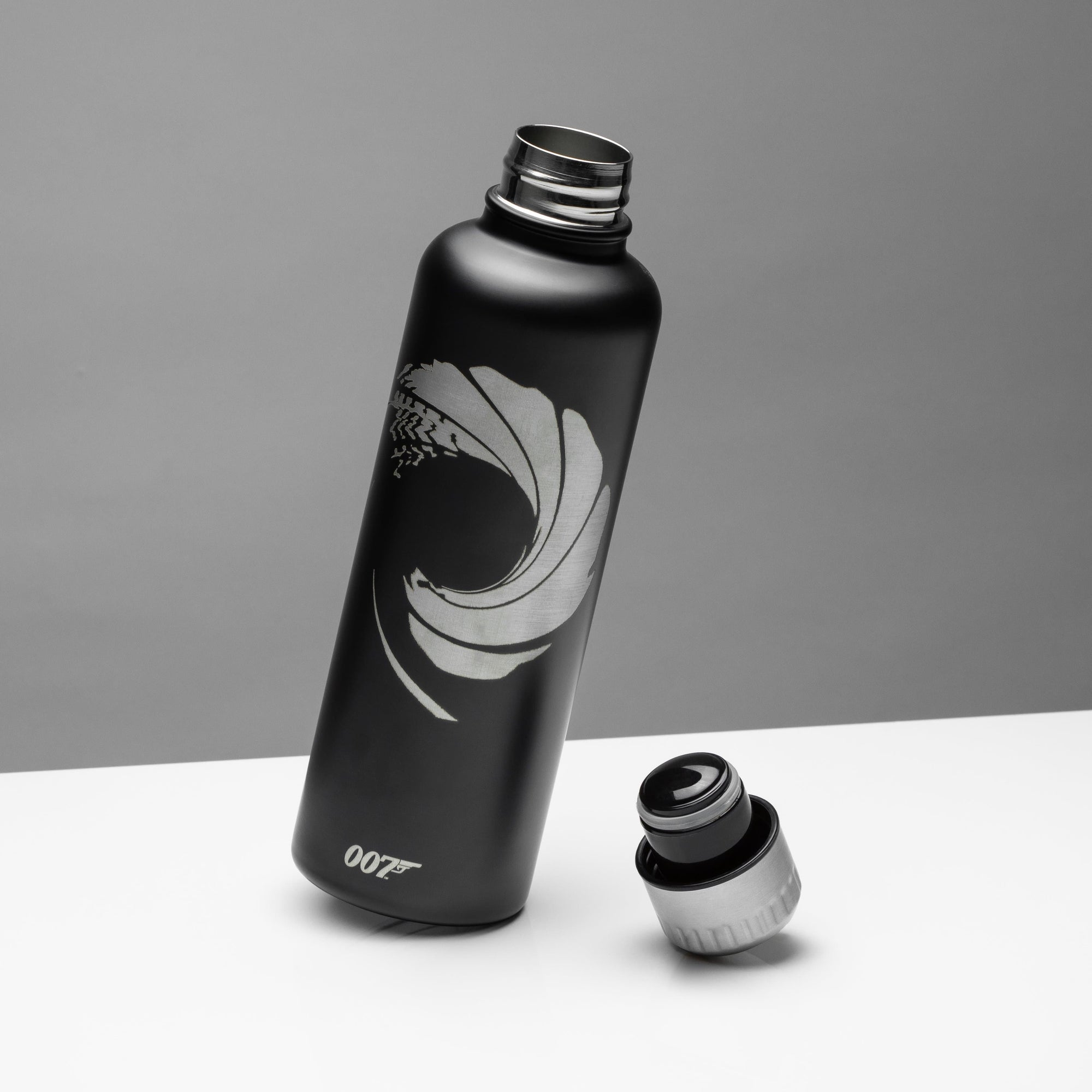 007 Gun Barrel Hot & Cold Water Bottle (500ml) - 007STORE