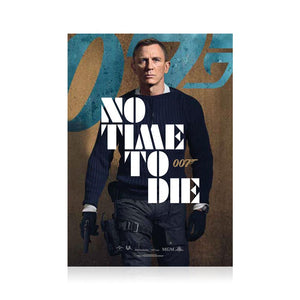 No Time To Die VIP Ticket Gift Box - 007Store Exclusive