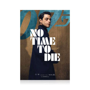 No Time To Die VIP Ticket Box - Postcard