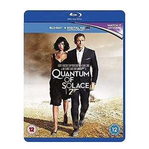QUANTUM OF SOLACE BLU-RAY
