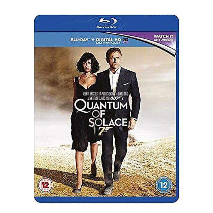 Quantum Of Solace Blu-Ray - 007STORE